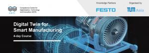 TUM Asia Digital Twin Smart Manufacturing