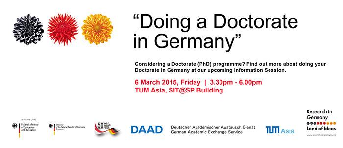 DAAD_PhD_Germany_TUM Asia