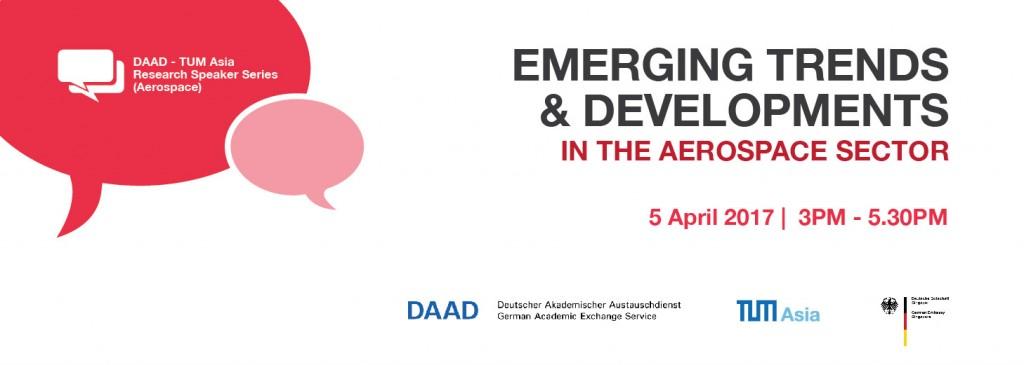 DAAD Speaker Series 2017-aerospace
