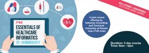 Essentials of Health Informatics 2017-banner