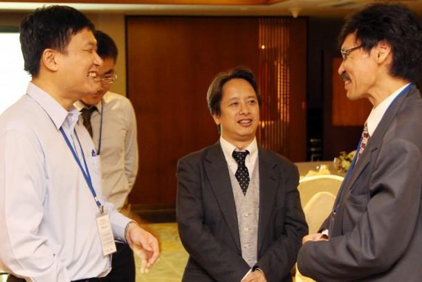 Gordon Cheng Talk TUM Asia 2015