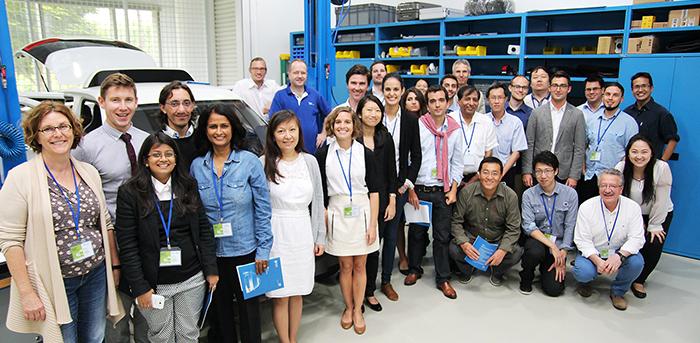 TUM Alumni Expert Seminar Singapore