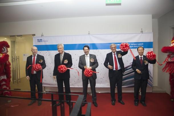 TUM Asia SIT@SP Campus Launch 2