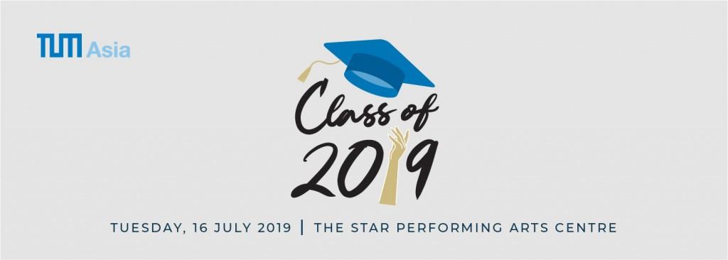TUM Asia Graduation Ceremony 2019 - TUM Asia | TUM Asia